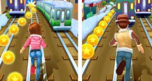 Meilleur Jeux Arcade Android – Subway Princess Runner