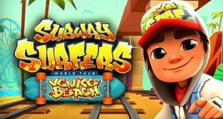 Meilleur Jeux Arcade Android – Subway Surfers