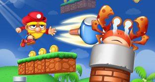 Meilleur Jeux Arcade Android – Super Jabber Jump