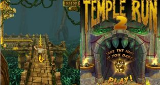 Meilleur Jeux Arcade Android – Temple Run 2