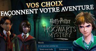 Meilleur Jeux Aventure Android – Harry Potter Secret à Poudlard