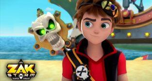 Meilleur Jeux Aventure Android – Zak Storm Super Pirate