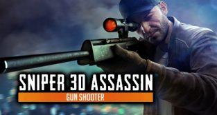 Meilleur Jeux Battle Royale Android – Sniper 3D Assassin