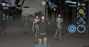 Meilleur Jeux Battle Royale Android – Zombie Hunter King