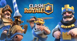 Meilleur Jeux Stratégie Android – Clash Royale