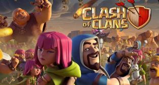 Meilleur Jeux Stratégie Android – Clash of Clans