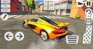 Meilleur Jeux de courses Android – Extreme Car Driving Simulator