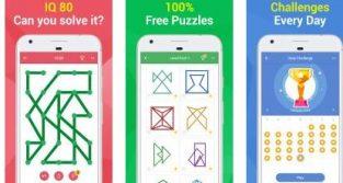 Meilleur Jeux de société Android -1LINE – 1 ligne en 1 tapotement