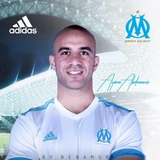Aymen Abdennour – Olympique de Marseille – Défenseur