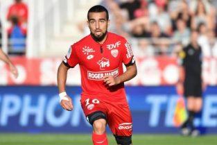 Naïm Sliti – Dijon Football Côte-d'Or – Milieu de terrain