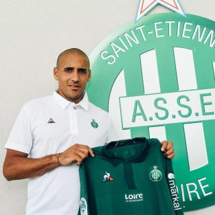 Wahbi Khazri – Association sportive de Saint-Étienne – Attaquant