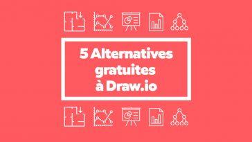 Charts et Diagrammes - 5 Alternatives gratuites à Draw.io