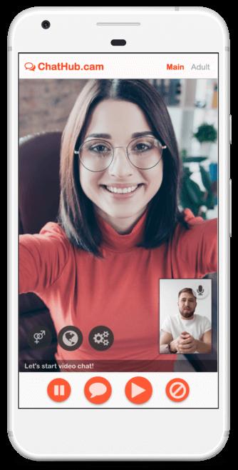 Chat Vidéo Aléatoire Gratuit qui fonctionne comme Omegle