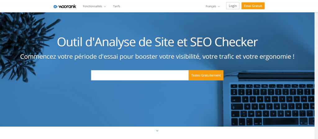 SERP Stat : Outil d'Analyse de Site et SEO Checker