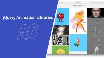 Top 15 des Meilleurs bibliothèques et plugins d'animation jQuery en 2019