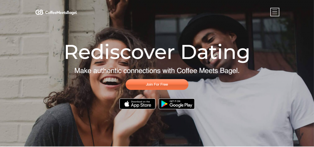 Meilleures applis comme Tinder : Coffee Meets Bagel