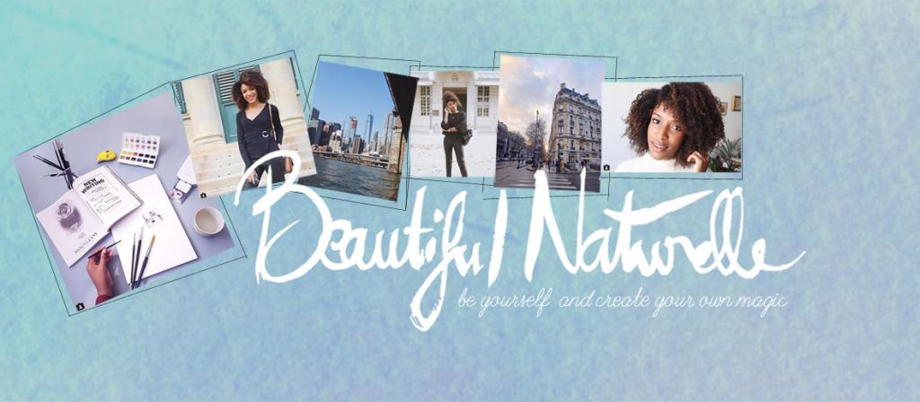 Blog BEAUTIFUL NATURELLE - Instagram