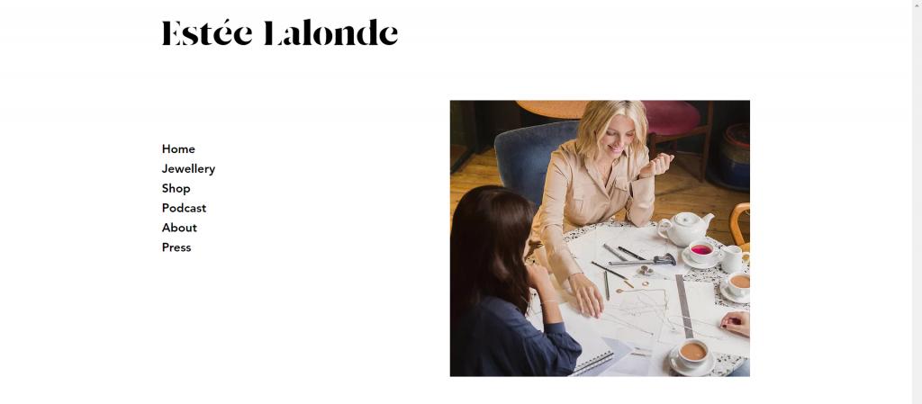 Meilleurs Blogs Lifestyle anglais - Estée Lalonde