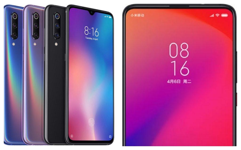 Nouveautés smartphones 2020 - XIAOMI MI 9T Casque BOSE 700