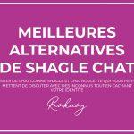 Top : Les 20 Meilleures Alternatives de Shagle Chat en 2019