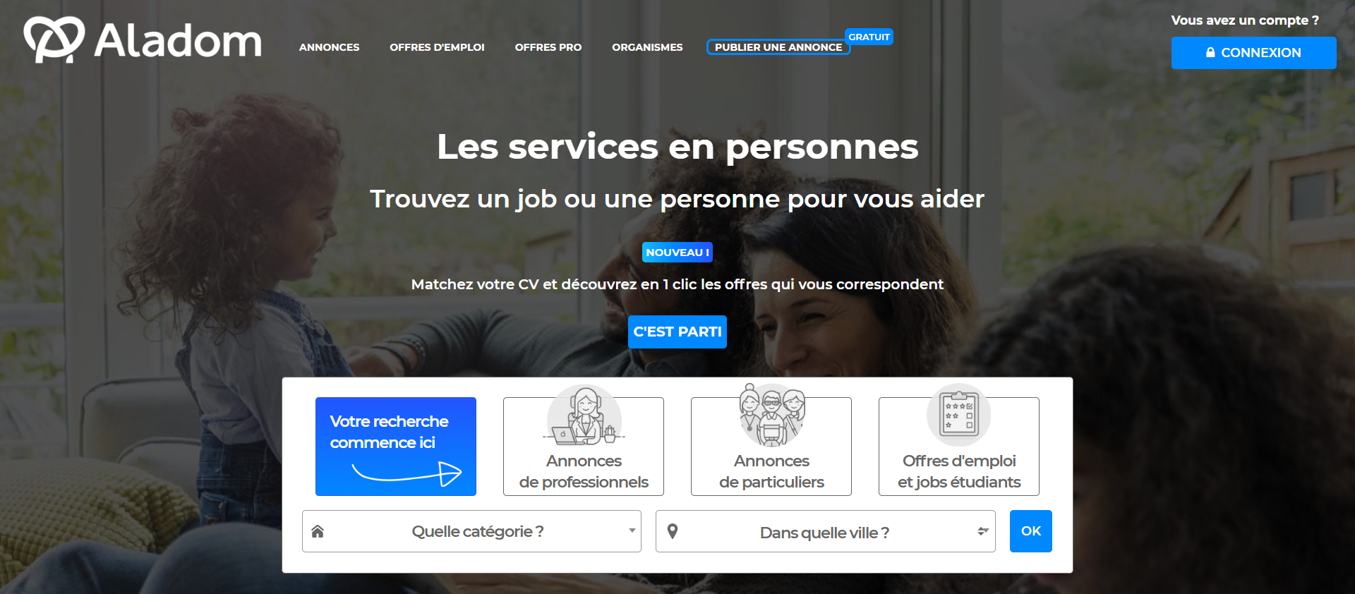 meilleures alternatives wannonce - aladom