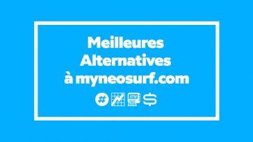 Meilleures Alternatives à myneosurf.com pour payer en ligne