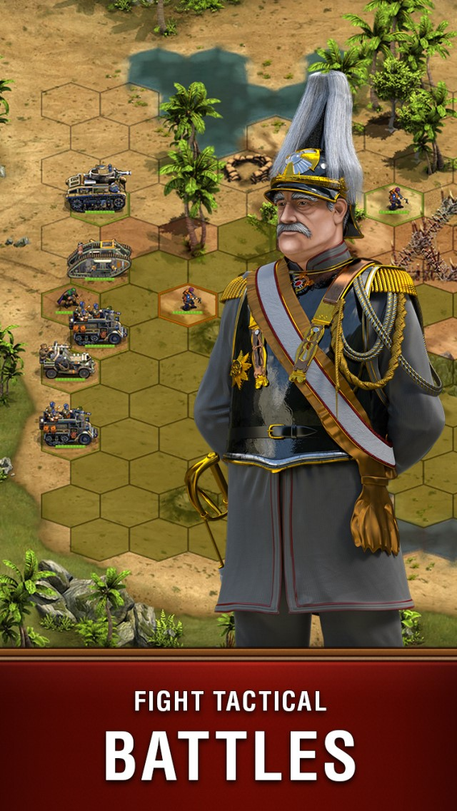 Forge Of Empires Alternative