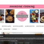 Amandine Cooking : Blog Food & Cooking