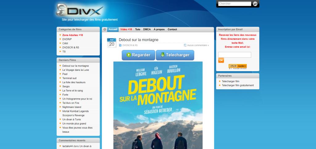 9Divix - Site de telechargement de films gratuitement