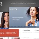 BuddyPress Thème : Razor: Thème WordPress de pointe (Guide, Téléchargement