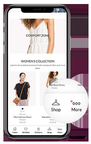 RANKSTORE site ecommerce creation