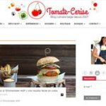 Tomate Cerise : Blog Food Belge