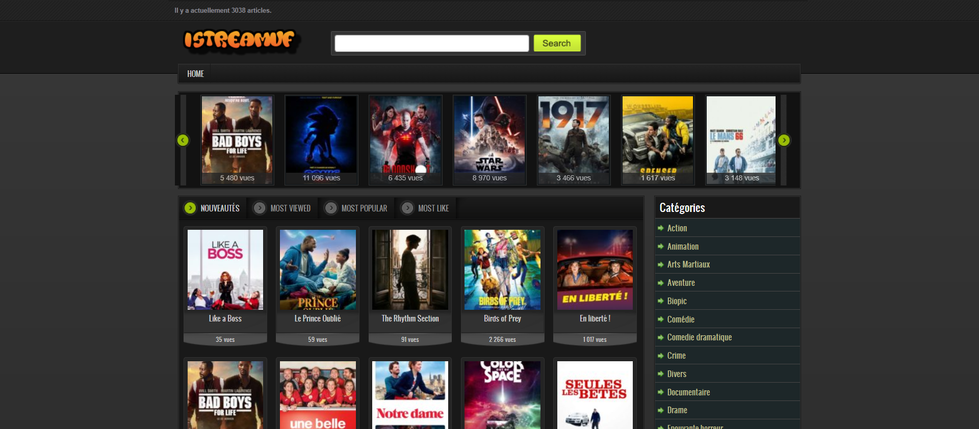meilleures alternatives Dadyflix - istreamvf