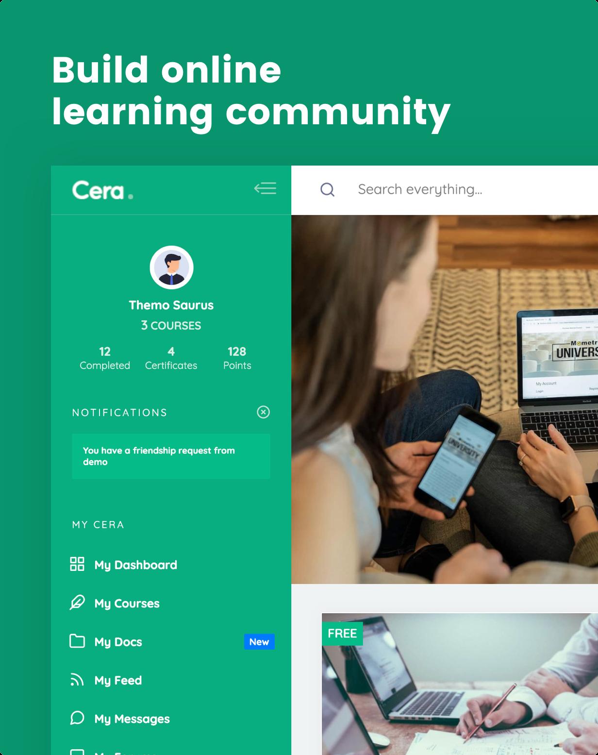Cera - Thème intranet et communauté - 15