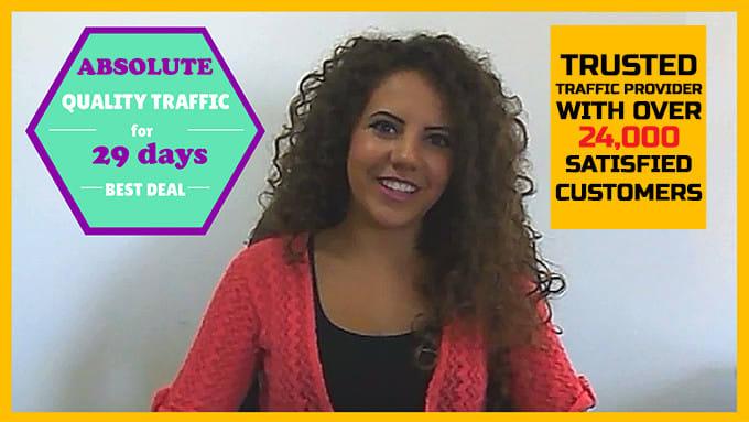 Offre #2 : Buy Website Traffic par Linda89
