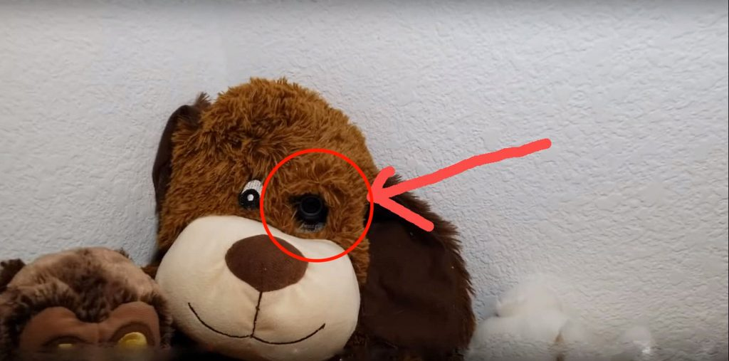 5 Astuces pour cacher la caméra-espionne à la vue de tous