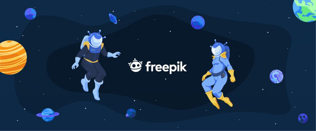 Freepik est le principal moteur de recherche de designs vectoriels libres Créé par Freepik Company S.L