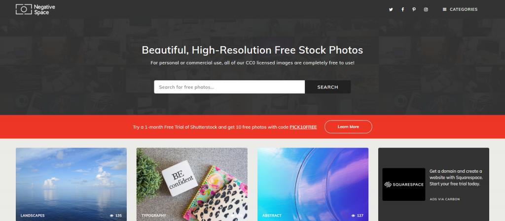 NegativeSpace : Belles photos libres de droits