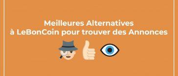 Top : 5 Meilleures Alternatives à LeBonCoin pour trouver des Annonces