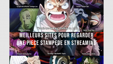 Film complet : Comment Regarder One piece Stampede en Streaming