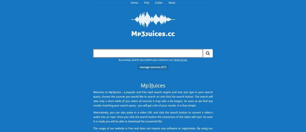 Meilleurs sites téléchargement Musique mp3 Gratuit - Mp3Juices