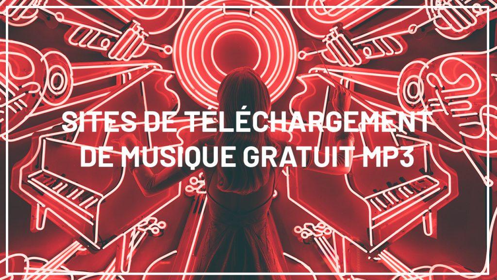 Sites de téléchargement de Musique Gratuit mp3