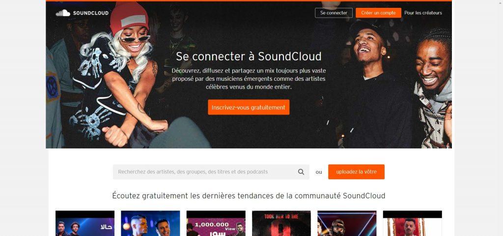 SoundCloud – Écoutez de la musique et des podcasts gratuitement