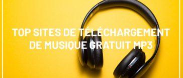 Top : 7 Sites de téléchargement de Musique Gratuit mp3