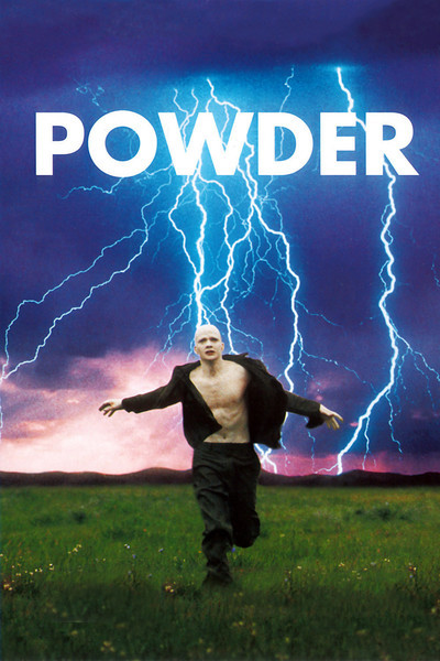 Affiche film Powder