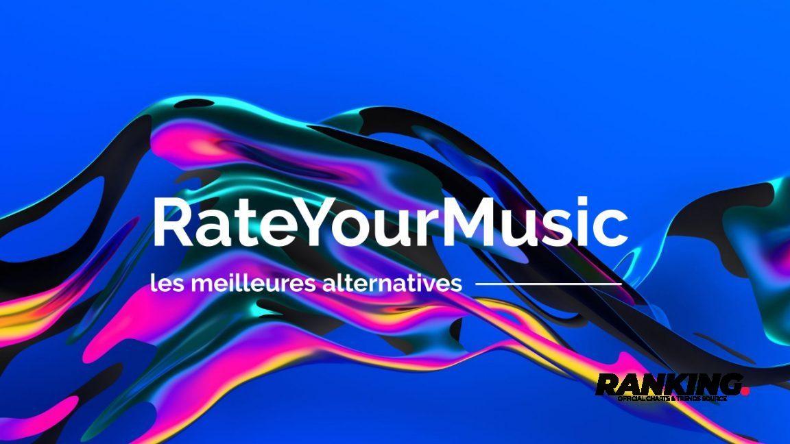 Top Meilleures Alternatives à RateYourMusic en 2021