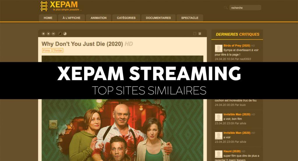 Xepam - Xepam.com c'est quoi ?