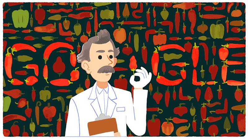 Le Scoville - jeu google doodle