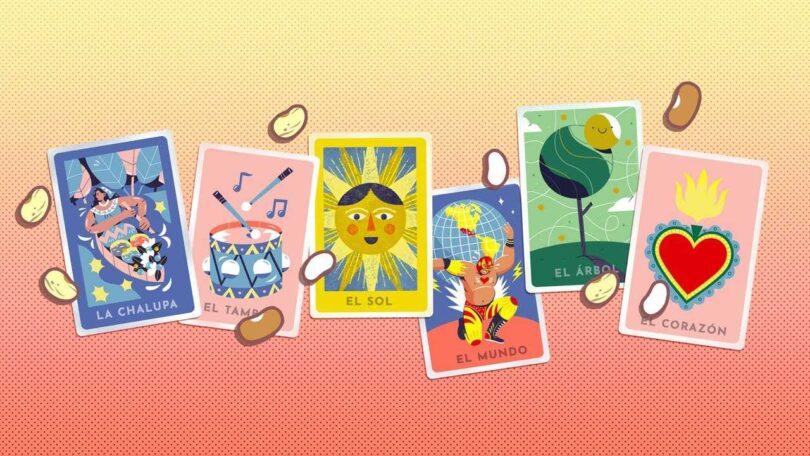 Loterie Doodle - google doodle
