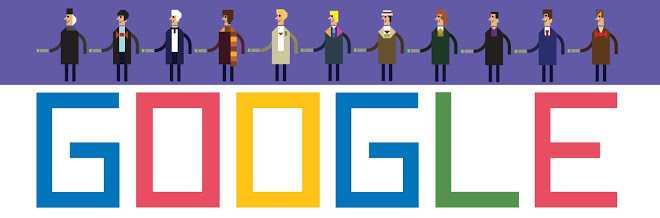 The 'Doctor Who' - jeux de doodle populaires de Google